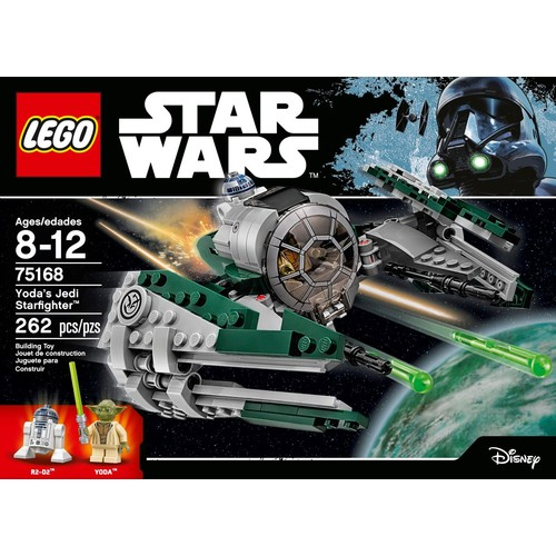 LEGO - Star Wars Yoda's Jedi Starfighter