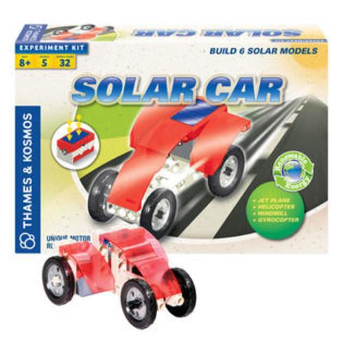 Thames & Kosmos Science Experiment Kit - Solar Car