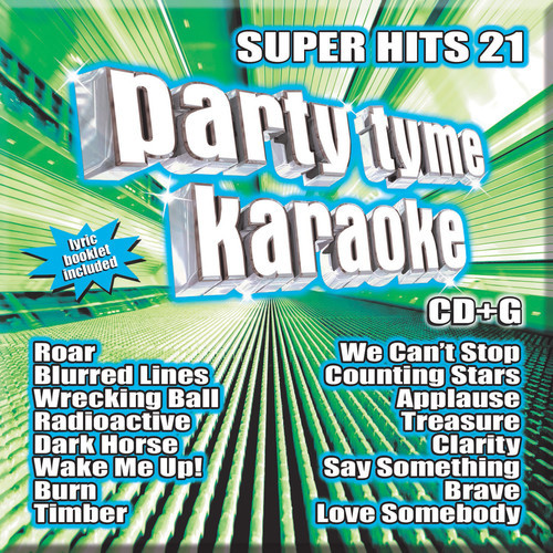 Party Tyme Karaoke: Super Hits 21 / Various
