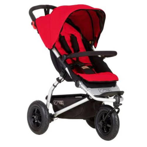 Mountain Buggy Swift Compact Stroller, Berry [Berry]