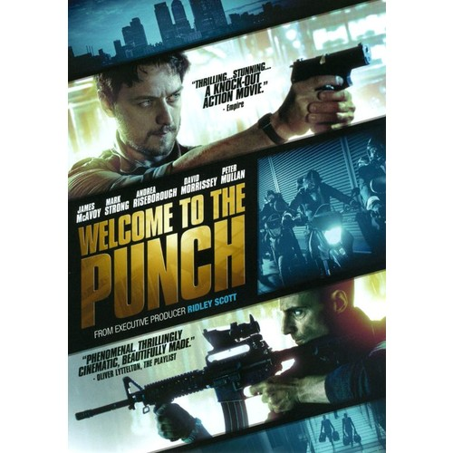 Welcome to the Punch [DVD] [2013]