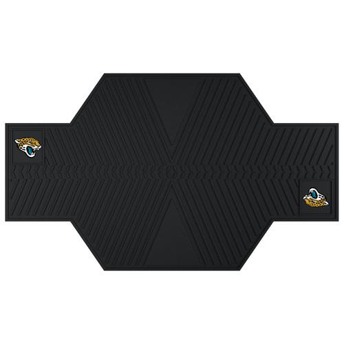 FANMATS NFL - Jacksonville Jaguars Motorcycle Utility Mat
