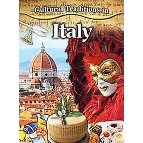 Cultural Traditions in Italy (Paperback)