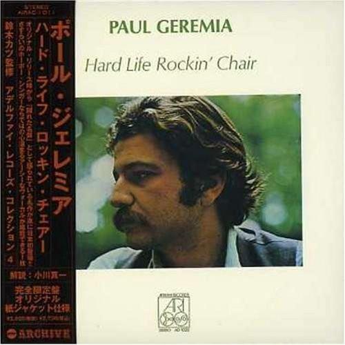 Hard Life Rockin Chair