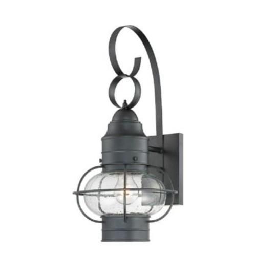 Quoizel COR8410 Mystic Black Wall Lantern