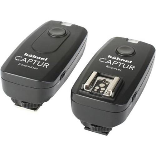 Hahnel Captur Wireless Remote Shutter Release and Flash Trigger for Nikon Camera HL -CAPTUR N