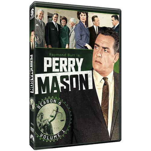 Perry Mason: Season 6, Volume 1