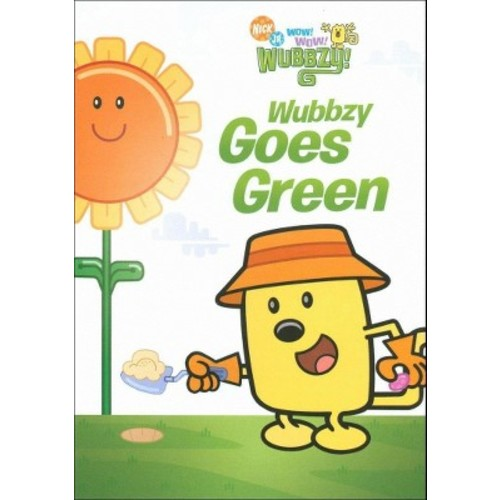 Wow! Wow! Wubbzy!: Wubbzy Goes Green [DVD]