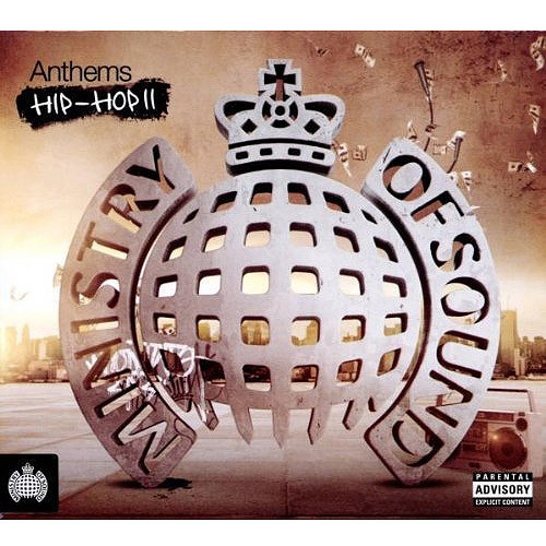 Ministry of Sound Anthems: Hip-Hop II [CD]