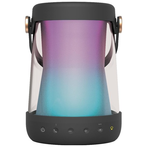iHome Color Changing Rechargeable Bluetooth Lantern Speaker