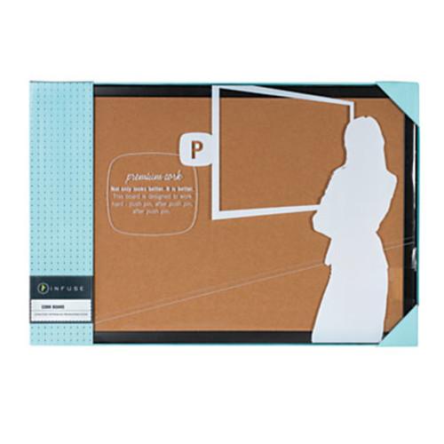 Office Depot Brand Premium Cork Board, 48