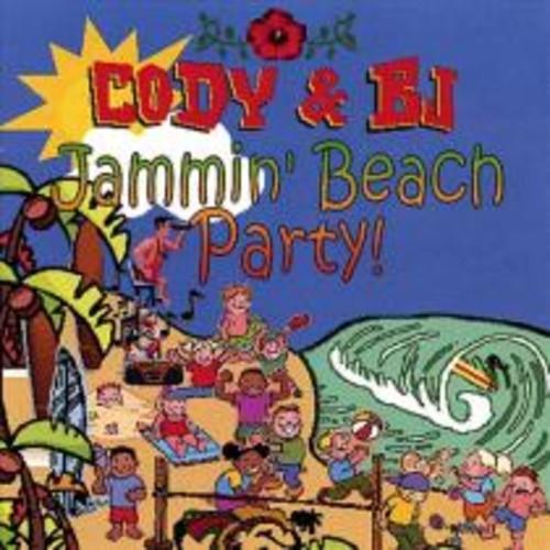 Jammin' Beach Party [CD]