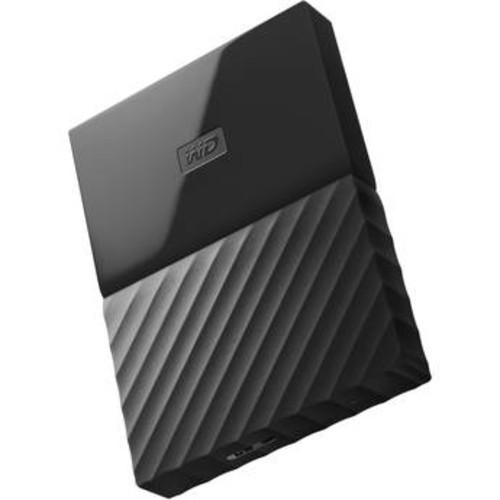 3TB My Passport USB 3.0 Secure Portable Hard Drive (Black)