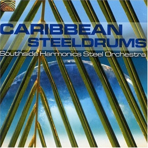 Caribbean Steeldrums [CD]