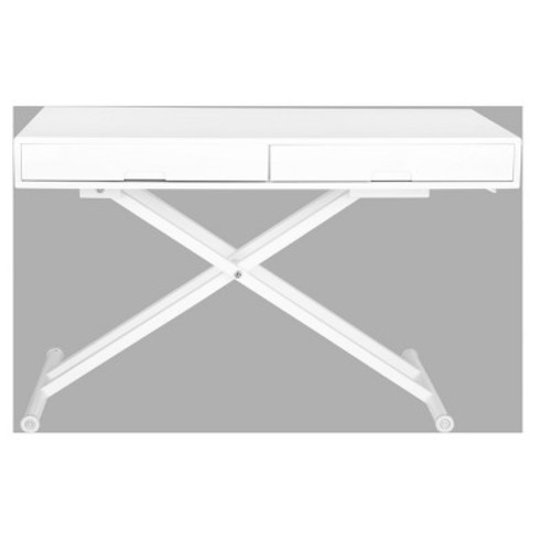 Writing Desk White - Safavieh