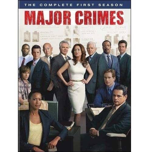 Major Crimes: The Complete First Season [3 Discs] [DVD]