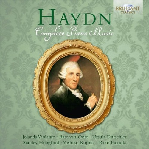 Various - Haydn: Complete Piano Music