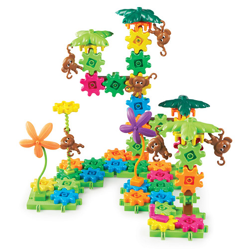 Learning Resources Gears Gears Gears Movin Monkeys