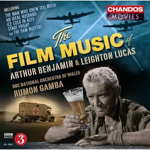 The Film Music of Arthur Benhamin & Leighton Lucas [CD]