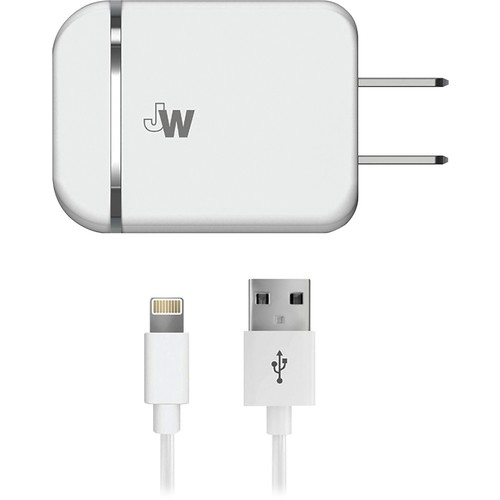 Just Wireless - Wall Charger - White