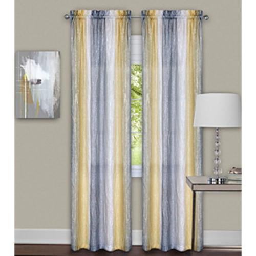 Achim Sombre Window Curtain
