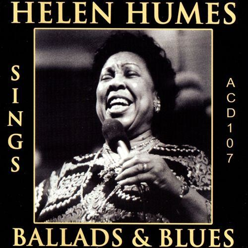 Sings Ballads & Blues [CD]