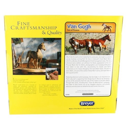 Breyer 1:9 Traditional Series Model Horse: Van Gogh