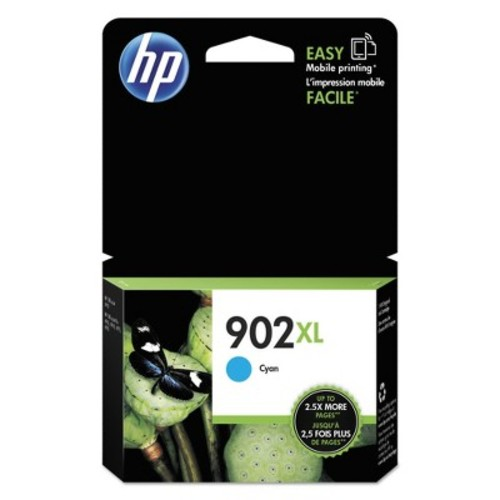 HP 902XL (T6M02AN) High-Yield Cyan Original Ink Cartridge