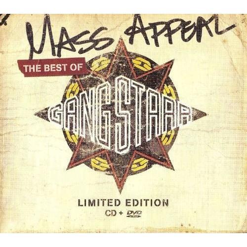 Mass Appeal: The Best of Gang Starr [CD/DVD] [CD]