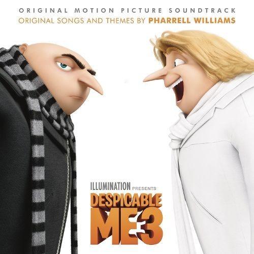 Despicable Me 3 [Original Motion Picture Soundtrack] [CD]