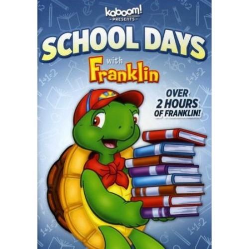 Franklin: School Days with Franklin [DVD]