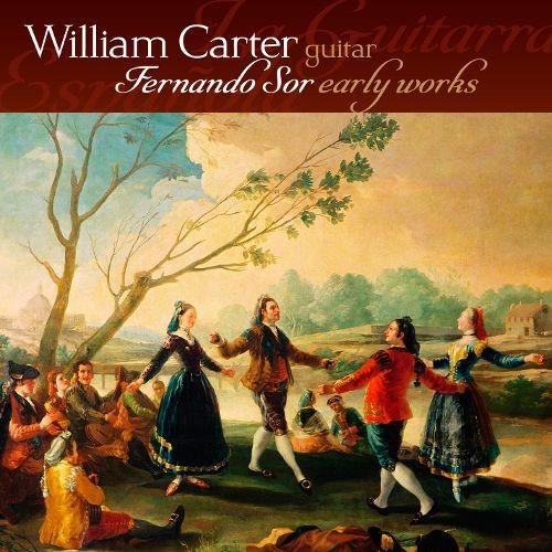 Fernando Sor: Early Works [Super Audio Hybrid CD]
