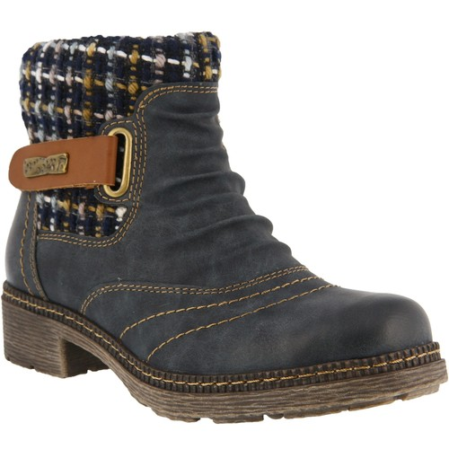 Spring Step Water-Resistant Boots - Citrine