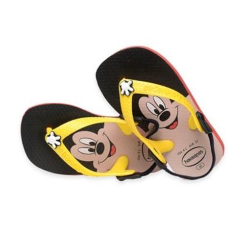 Havaianas Kids Size 4 Baby Disney Classics Sandal with Mickey