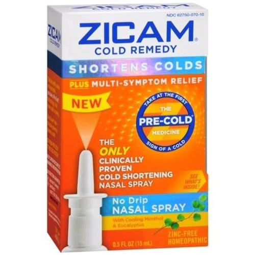 Zicam Cold Remedy RapidMelts Citrus