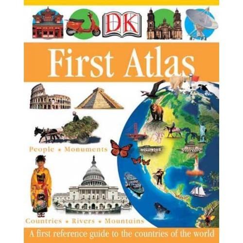 Dk First Atlas Dk First Atlas