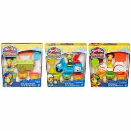 Hasbro Play-Doh Town Kleine Fahrzeuge - Assortment*