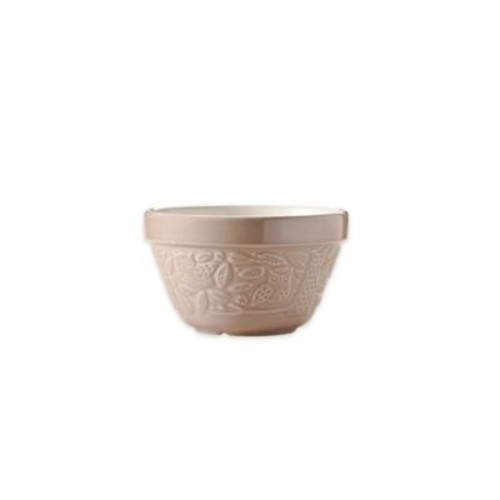 Mason Cash 1 qt. Embossed Owl Mixing Bowl