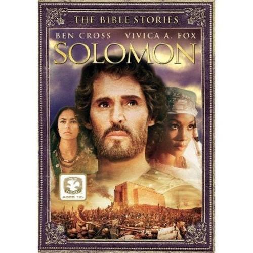 The Bible Stories: Solomon [DVD] [1997]