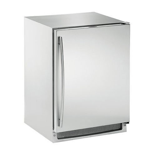 Stainless Steel Built-In Undercounter Refrigerator