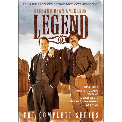 Legend: The Complete Series [2 Discs] [DVD]