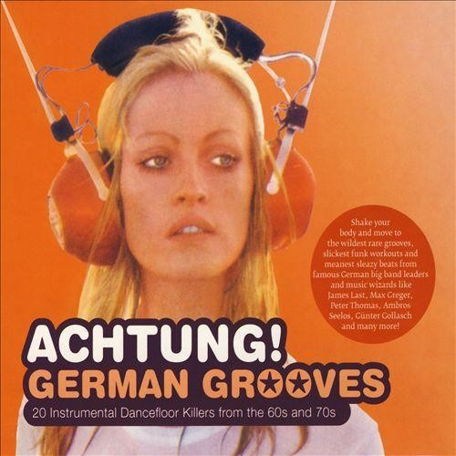 Achtung! German Grooves [CD]