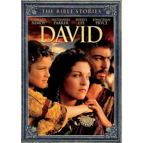 The Bible Stories: David [DVD] [1997]