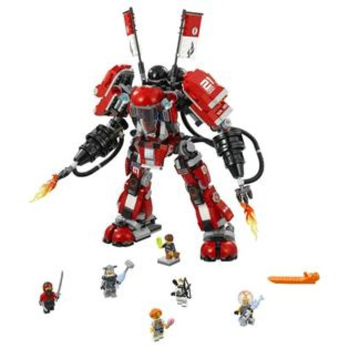 LEGO The Ninjago Movie Fire Mech (70615)
