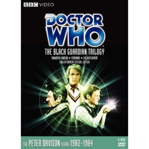 Doctor Who: The Black Guardian Trilogy [4 Discs] [DVD]
