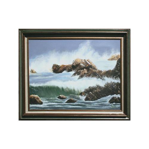 Dynamic Shore by Elsie Grace