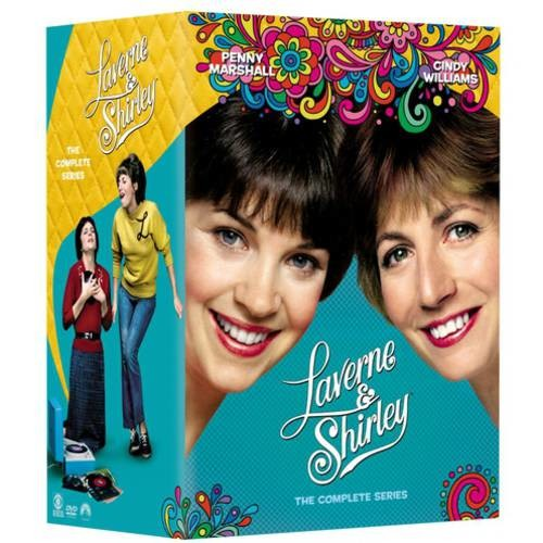 Laverne And Shirley: The Complete Series