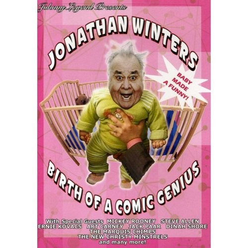 Jonathan Winters: Birth of a Comic Genius [DVD] [English] [2009]