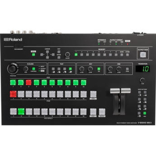 V-800HD MKII Multi-Format Video Switcher