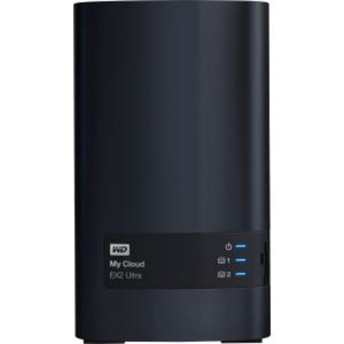 WDBVBZ0000NCH-NESN WD Diskless My Cloud EX2 Ultra Network Attached Storage